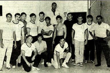 كلیپ بروس لی و دوستانش