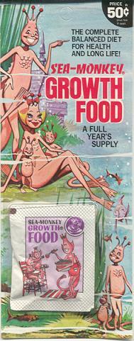1971 Growth Food